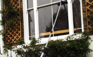 window cleaning home